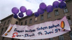 grève-femmes